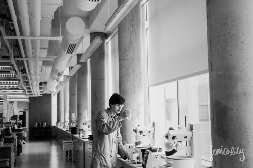 Atlanta Headshot Photographer Jessica Lily at Emory University