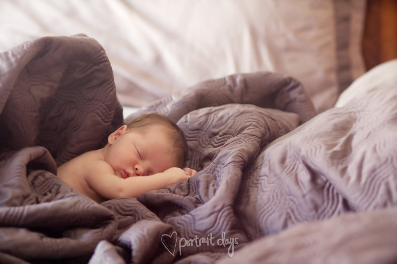 Newborn Photography | At Home