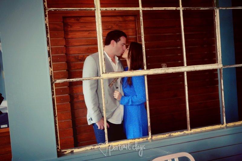 Engagement Photos | Downtown Decatur