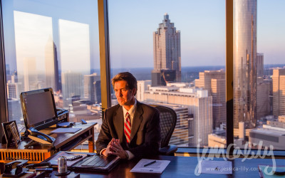 the Pate Law Firm | Atlanta Business Portraits
