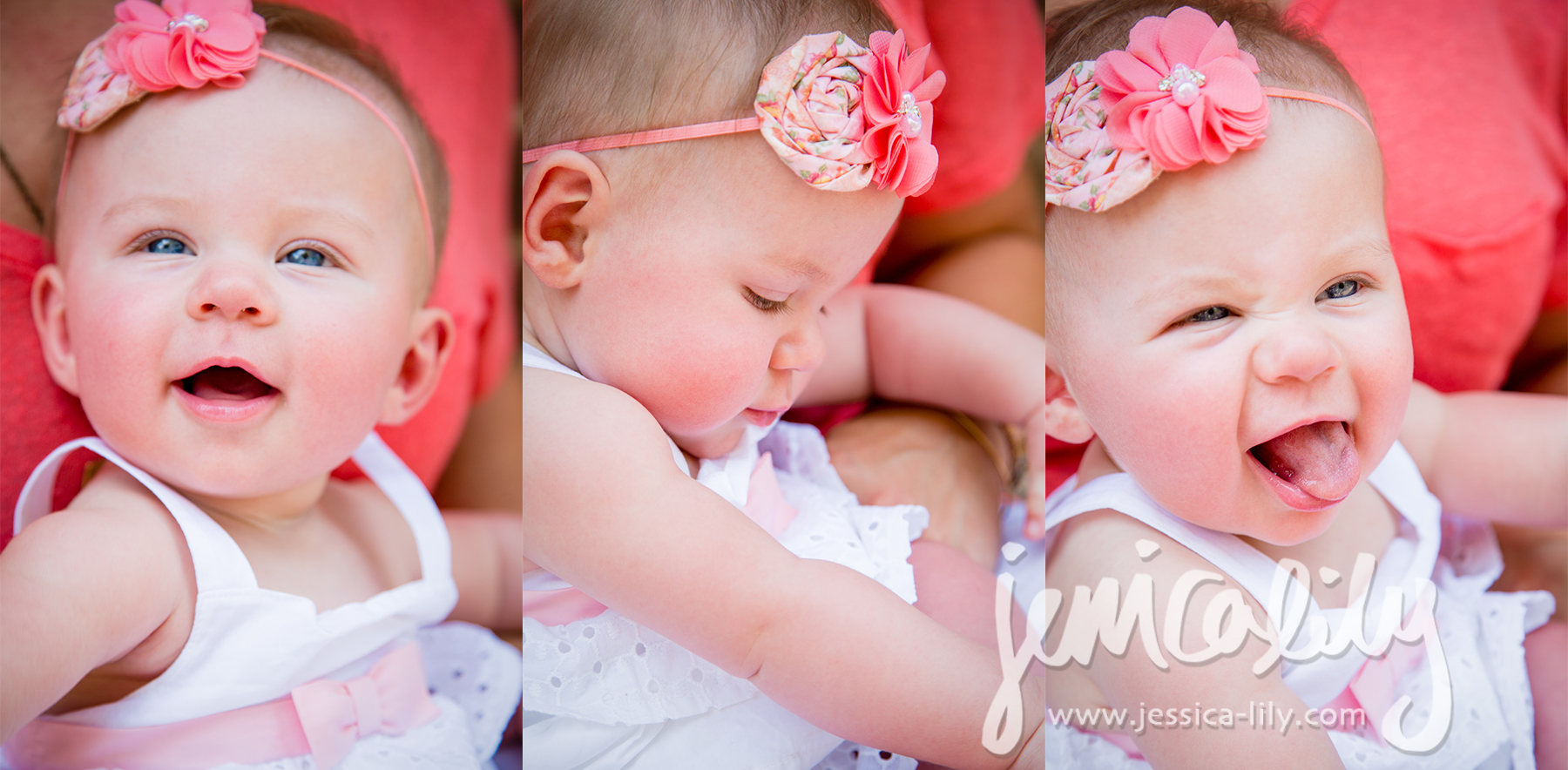 The Ivey\'s Family Portraits at Roswell Mill - Jessica Lily