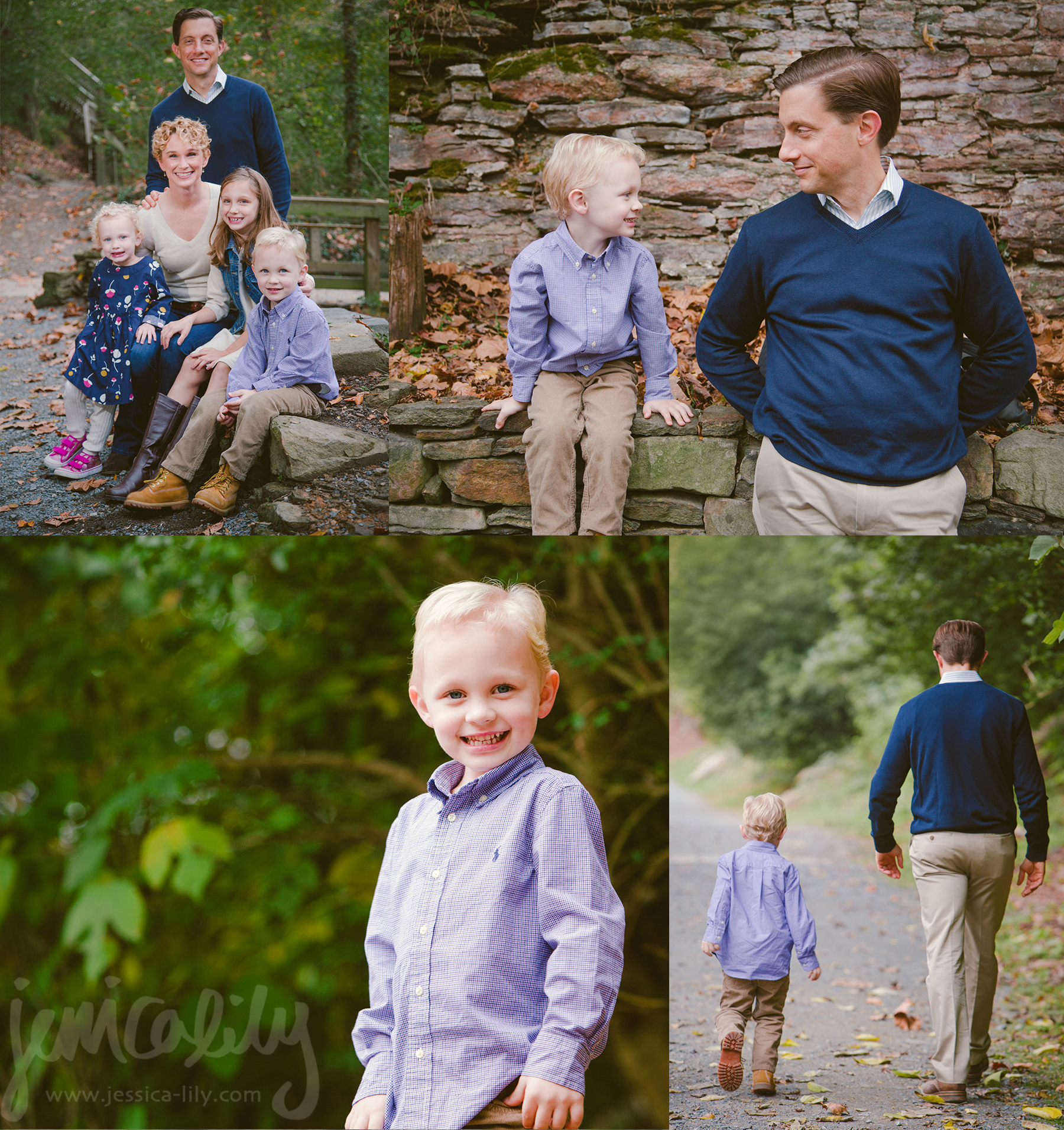 Roswell Mill Kids Portraits