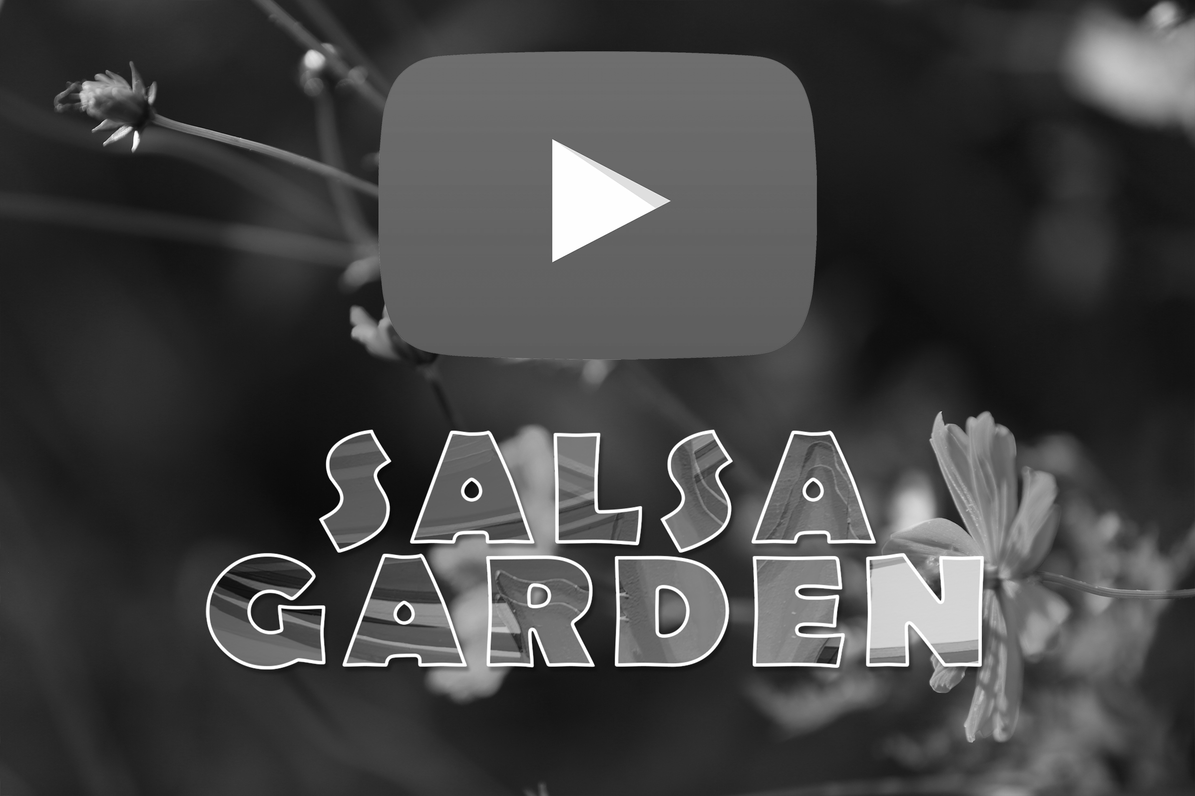 Official Music Video Production for Elise Witt's My Salsa Garden!!