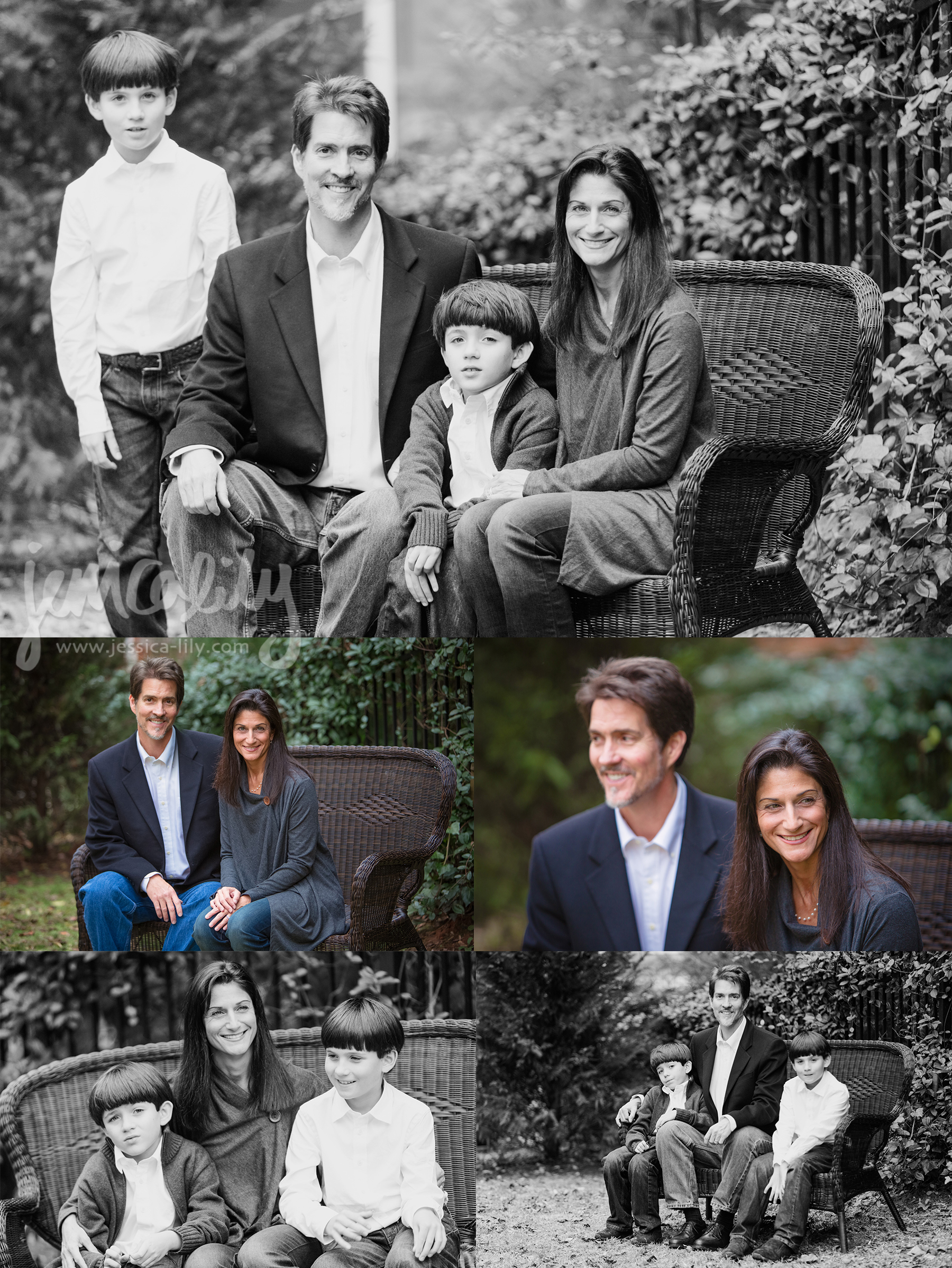 Pate Family Portrait Photographer