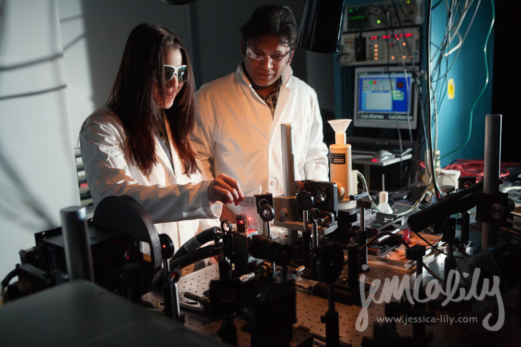 Commercial Photographer at Emory University's Chemistry Department