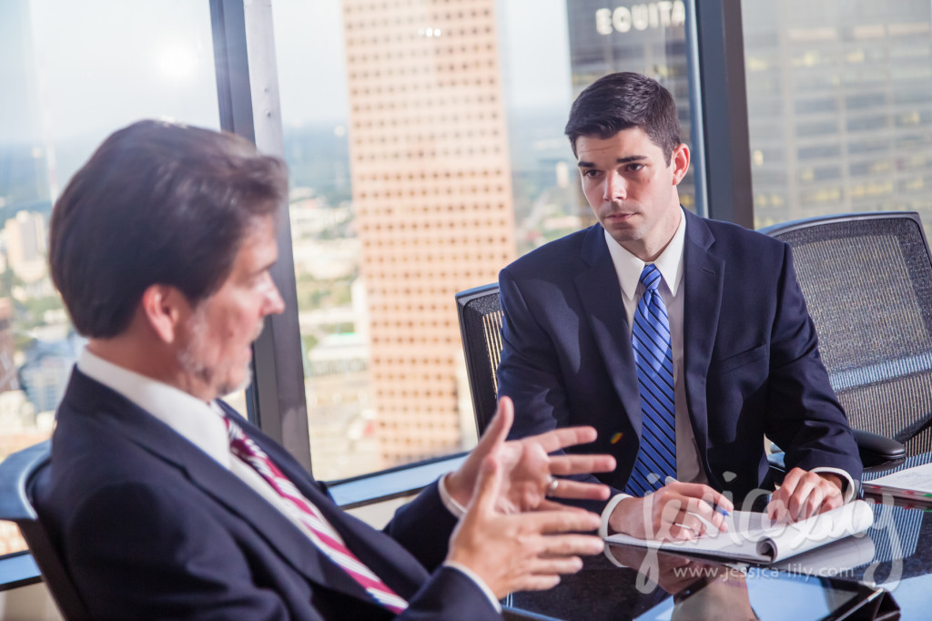 Atlanta Business Portraits - Attorney Page Pate