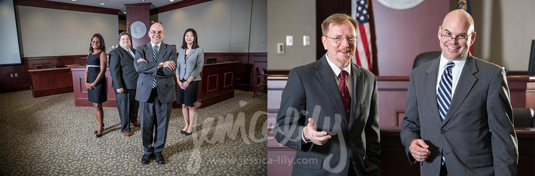 Professional Headshot- Millar and Mixon, LLC. Injury Attorneys