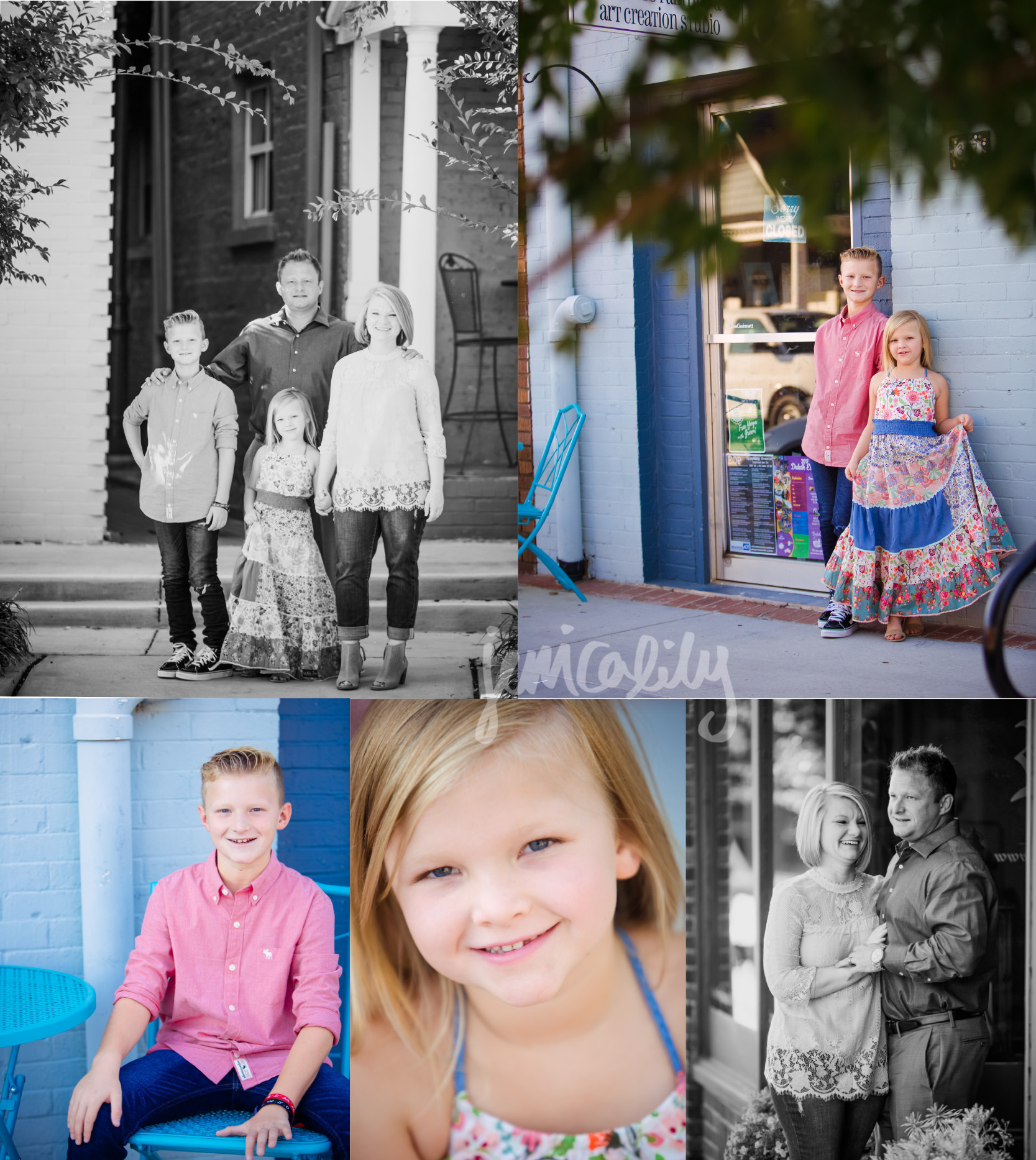 Kids Photography in Duluth GA with Jessica Lily