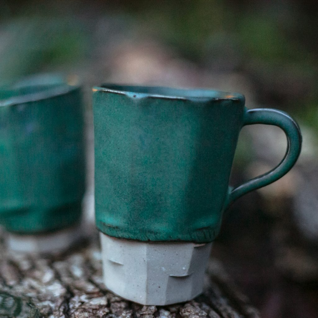 Jessica Lily Ceramics - Geometric Mugs
