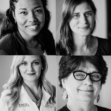 The Women of Emory! <br>Atlanta Headshots for Emory's PEDS:ID Doctors and Staff
